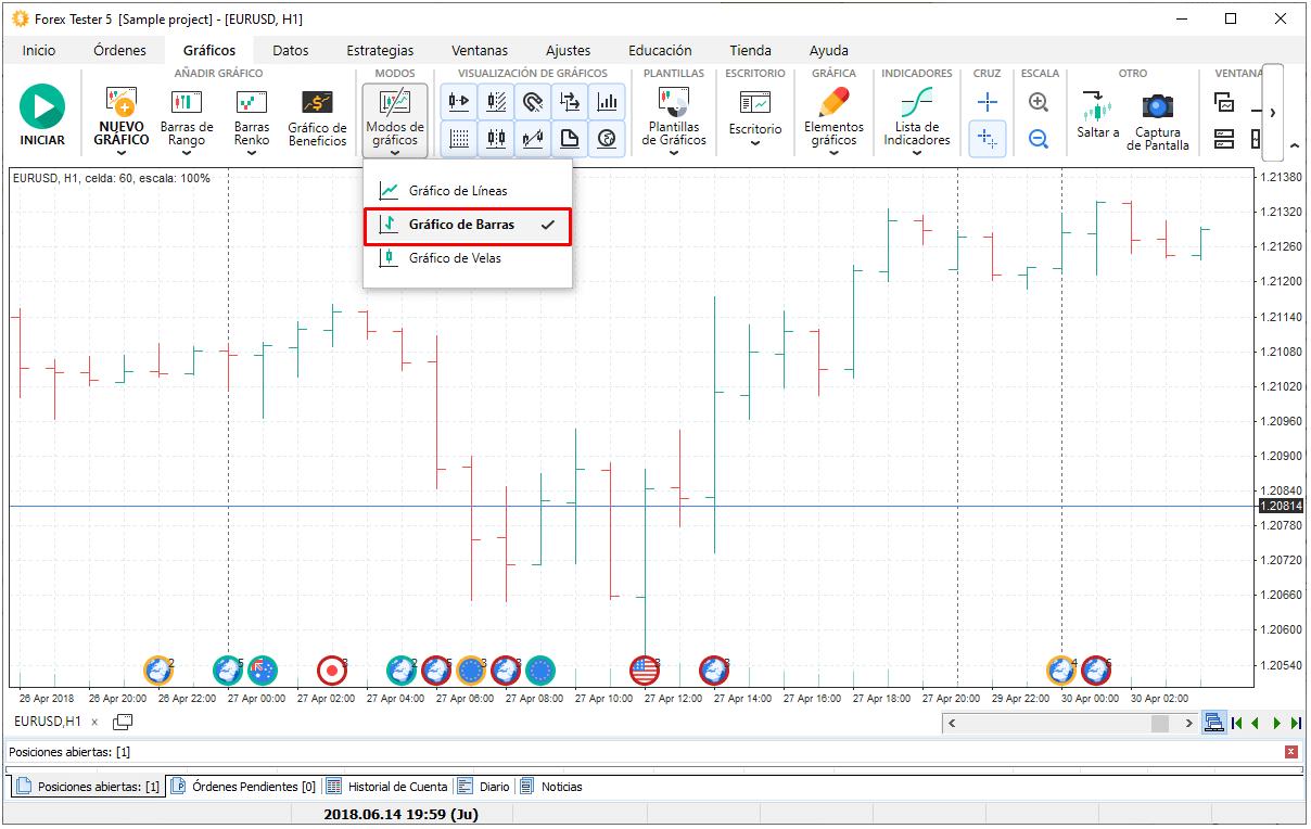 Forex tester precio