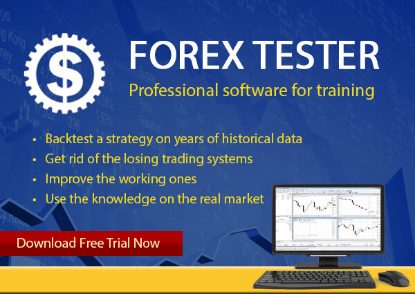 Forex Tester: professional software for currency trading training