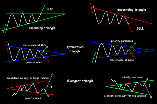 Settings and General view of the Triangle model