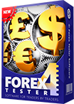 Forex Tester 4 - the best trading simulator to comfort needs of every trader