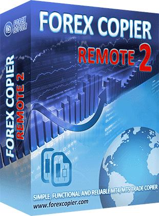 Forex copier remote