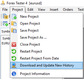 Open Project Download