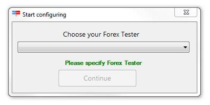 Forex tester programming