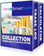 Forex Smart Tools: trade smart with Trade Log & Calculator